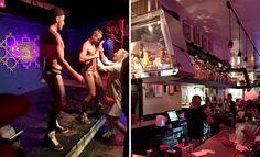 Guia Gay de Nova York - Balada Gay: The Monster - Foto: Amilton Fortes NY oferece diversas opções para o público LGBT. Amilton Fortes, do blog Turisteiro, foi viajar para os Estados Unidos (EUA) e montou o Guia Gay de Nova York especialmente para o Viaja Bi!, dando as melhores dicas de balada gay, sauna gay, sobre gorjetas (tips) e muito mais.