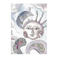 #akwarela by Daria Górkiewicz Watercolor Paintings, Art, Art Background, Water Colors, Kunst, Performing Arts, Watercolour Paintings, Art Education Resources, Watercolor Painting