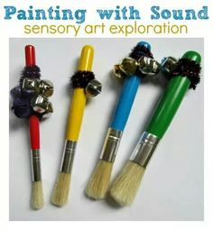 Paint with sounds