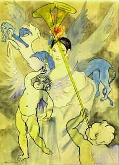 TICMUSart: The woman of love - Francis Picabia (1928)