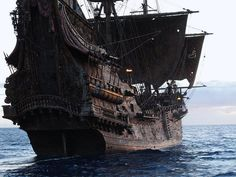 Great Pirate Ship