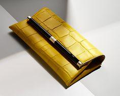 Diane Von Furstenberg clutch by Paul Krokos