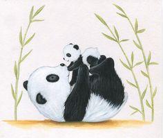 Leading Illustration & Publishing Agency based in London, New York & Marbella. Niedlicher Panda, Panda Bebe, Cartoon Panda, Cute Panda Wallpaper, Animal Wallpaper, Wallpaper Iphone Cute, Panda Mignon, Baby Animals, Cute Animals