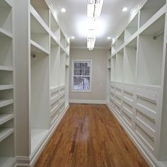 Dream Master Closet , OMG someone built this in their house!