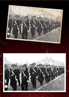 Another example of Yellow Spade Design Ltd photo restoration. This original photo required a great deal of reconstruction Photo Repair, Photo Restoration, Old Photos, 1950s, Photo Editing, Scrapbooking, The Originals, Yellow, Movie Posters