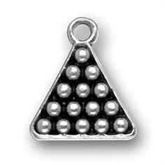 50 Shades of Grey Inspired Billiard Rack Charm