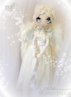Angel - Urchin Christmas Collection