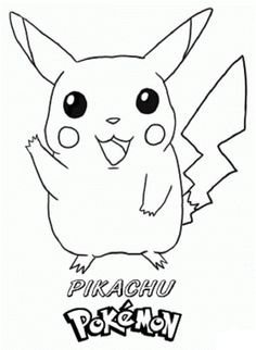 pokemon coloring pages free download http://procoloring.com ... - Coloring Pages Pokemon Pikachu