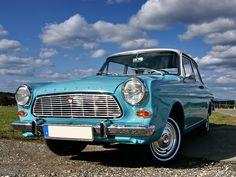 My Ex-car. Ford Taunus P4, 1966