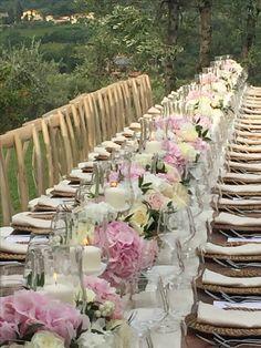 Romantic table dinner Wedding Table, Wedding Reception, Romantic Table, African Fashion Dresses, Wedding Things, Layouts, Table Settings, Table Decorations, Dinner