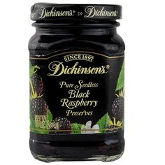 Dickinson Blackberry Preserve (6x10oz)