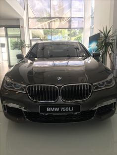 The BMW king 750li M