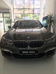 The BMW king 750li M