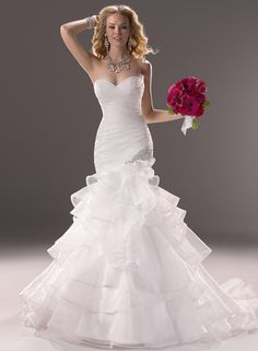 Maggie Sottero Wedding Dresses - Style Cheyenne 3MS738