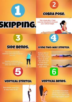 Grow taller exercises and stretches - Modern Design Get Taller Exercises, Stretches To Grow Taller, Stretching Exercises, Exercise To Grow Taller, Flexibility Exercises, Body Exercises, Increase Height Exercise, Tips To Increase Height, Gym Workout Tips