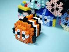 Cute Pearler bead Nemo Fish- Picture Tutorial