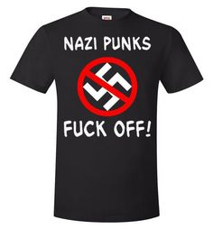 Dead kennedy's nazi punks fuck off