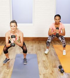 This 30-minute circuit workout is what you're body is craving after the holidays. It will make you sweat, burn serious calories, and build lean muscle.