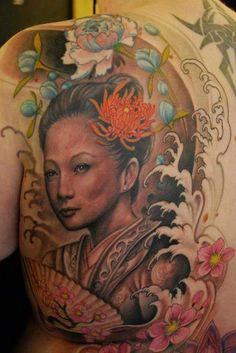 Big Japan Tattoo Gallery #japan #tattoo