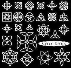 celtic knots: