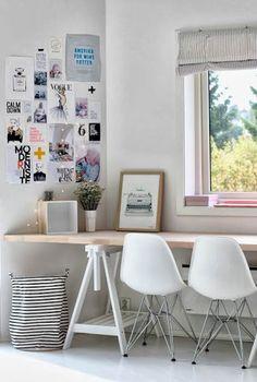 Cómo crear un espacio de trabajo en casa