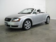 2001 Audi TT 180 Roadster | Palace Auto Center  #Audi #Roadster #cars #forsale #convertible