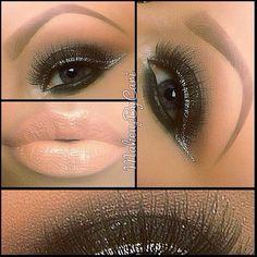 Classic Soft Smokey Eye
