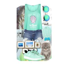 """""""Sin título #555"""" by leonormoral on Polyvore featuring moda, Monde Mosaic, Topshop, Wildfox, NIKE, Valfré, Bobbi Brown Cosmetics, women's clothing, women y female"""