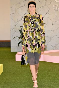 Orla Kiely - Spring/Summer 2016 Ready-To-Wear - LFW (Vogue.co.uk)