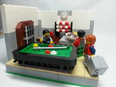 Lego Billiards anyone?
