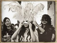 New Orleans Masquerade Wedding