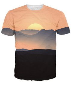Evening Sunset T-Shirt