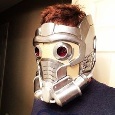 Star-Lord from Guardians of the Galaxy. | 21 Awesome Kids' Halloween Costumes To Start Making Now