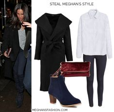Steal Meghan Markle's date night style for less!