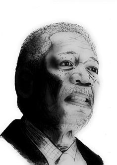 MorganFreeman by DarkoTHC