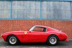 My runner-up favorite Ferrari: 250 GT SWB.