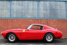 My runner-up favorite Ferrari: 250 GT SWB.