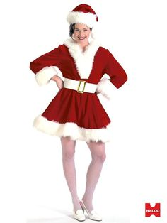 Check out Women Velvet Mrs Claus Pixie Costume - Mrs Claus Costumes for Christmas from Costume Discounters Blue Costumes, Adult Costumes, Costumes For Women, Reindeer Costume, Santa Costume, Christmas Costumes, Halloween Costumes, Biblical Costumes, Snow White Costume