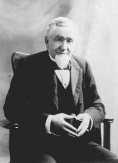 George Mortimer Pullman (1831 - 1897) Invented the Pullman Railroad Sleeping Car