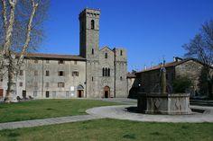 L'Abbazia San Salvatore: tra leggenda e cultura