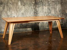 Handkrafted - Maker Profile: Auld Design, Furniture designer and maker. Ocean Grove, Victoria.