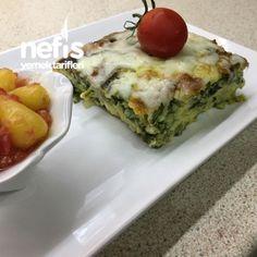 Ispanaklı Sufle ( Nefisss) Quiche, Tart, Beverages, Food And Drink, Cooking, Breakfast, Om, Decor, Kitchen