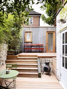Backyard Studio, Garden Studio, Garden Office Shed, Garden Shed Exterior Ideas, Shed Of The Year, Garden Cabins, Garden Workshops, London Garden, Home Spa