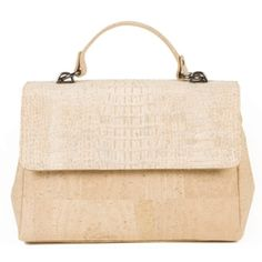 #Handbag PORTO made of silky smooth #cork #leather | 100% #sustainable & #vegan | CHF 139.00 | free delivery & return within Switzerland