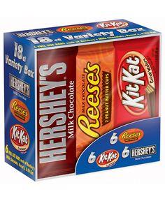 Reese's Chocolate, Chocolate Peanuts, Chocolate Recipes, Vera Bradley, Kit Kat Bars, Hershey Candy Bars, Reeses Peanut Butter, Halloween Cookies, Halloween Candy