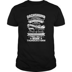 Only Dachshund can hear Tee Shirts