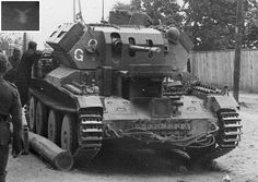 Kreuzer Panzerkampfwagen Mk.IV 744(e) (Cruiser Tank Mark IV A13 Mk.II) | Flickr - Photo Sharing!