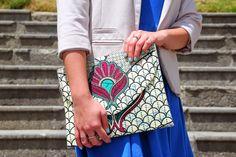 Fair Trade clutch by Mamafrica Designs