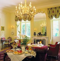Ready to travel through time?   In the 19th century Baden-Baden, the town of the healing springs, experienced its blossom. Many poets, painters and composers described the town in their work.   Come and feel the flair of this beautiful past at the Hotel Belle Epoque...   http://www.slh.com/hotels/belle-epoque-hotel/