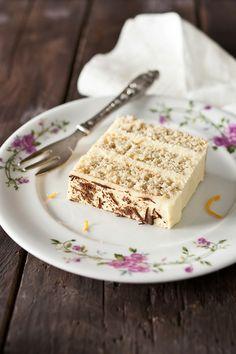 Sweet Sensation: Torta od naranče i lješnjaka / Hazelnut Orange Cake